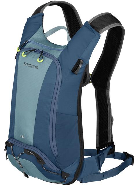 Shimano Unzen II Trail - Mochila bicicleta - 6l azul